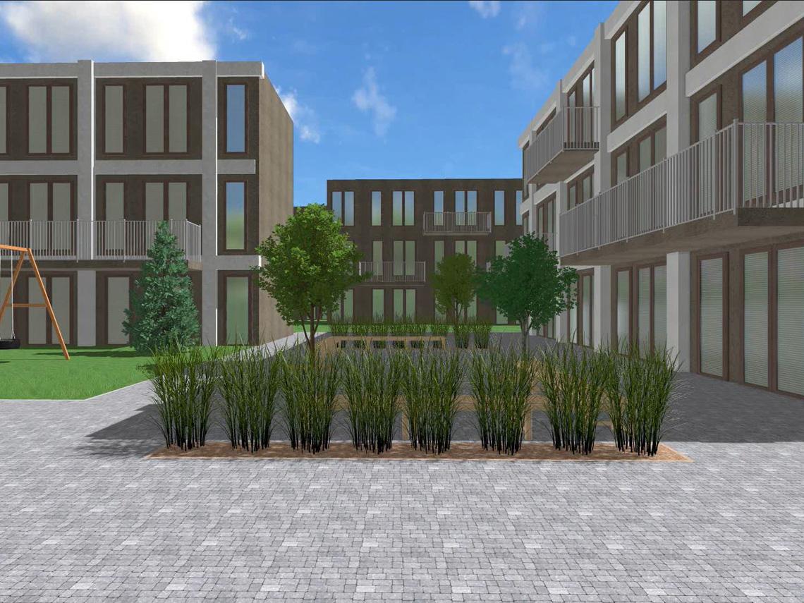 Labau ist Ihr Ansprechpartner, für Pflege und Instandsetzungsarbeiten im kommunalen Wohnungsbau.