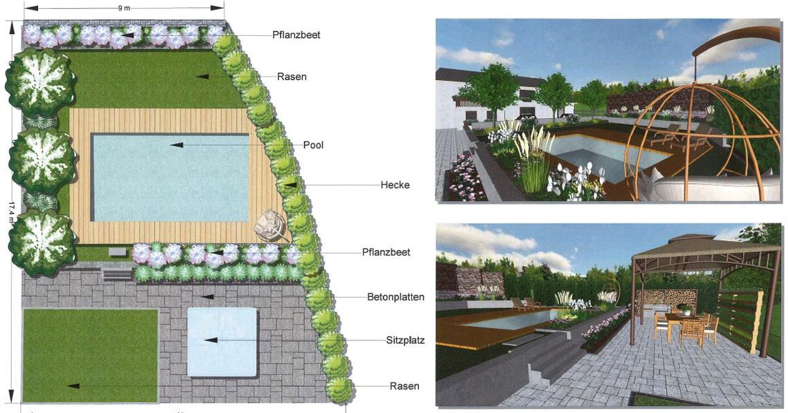 Labau ist ihr Ansprechpartner für Planung und Neugestaltung ihres Traumgartens.
